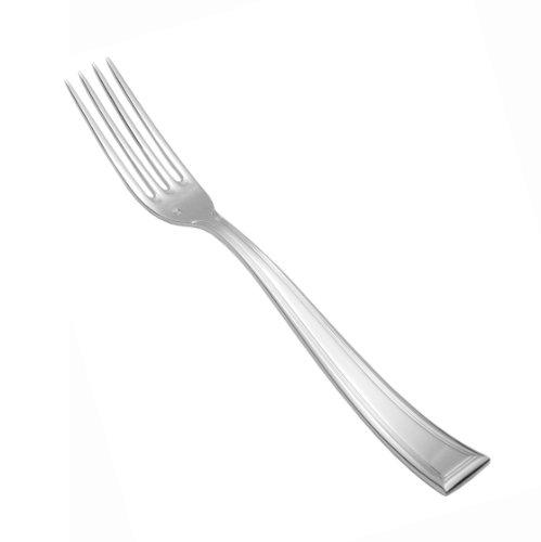 Fortessa Pantheon 1810 Stainless Steel Flatware SaladDessert Fork Set of 12