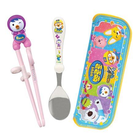 Petty Edison Kids Chopsticks Spoon Set