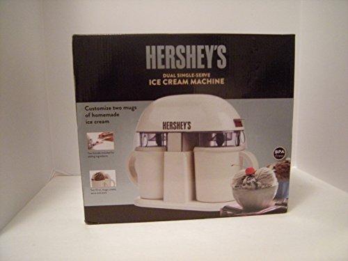 Hershey's Dual Single Serve Ice Cream Machine