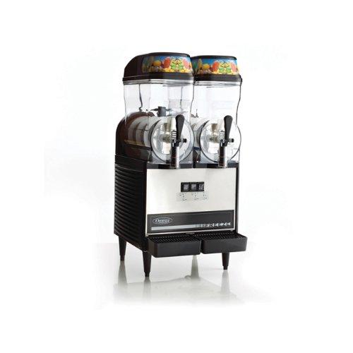 Omega Ofs20 Commercial 1/3-horsepower 710-watt Granita Machine With 2 3-gallon Bowls