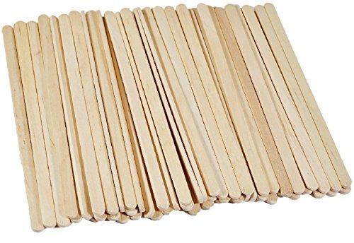 Disposable Birchwood Wooden Coffee Stir Sticks Stirrers Wood Tea Beverage Stir Stick Stirrer55 Inch Length025 Inch Width500 Pcs 500