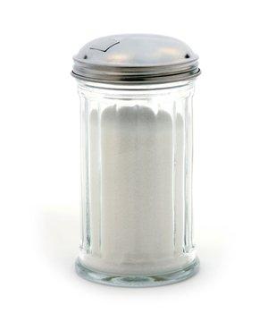 Anchor Hocking Essentials Glass Sugar Dispenser 12 Ounce