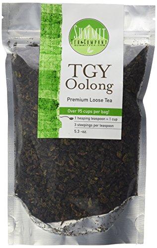Tie Guan Yin Oolong Tea - Iron Goddess of Mercy - Net Wt 53oz