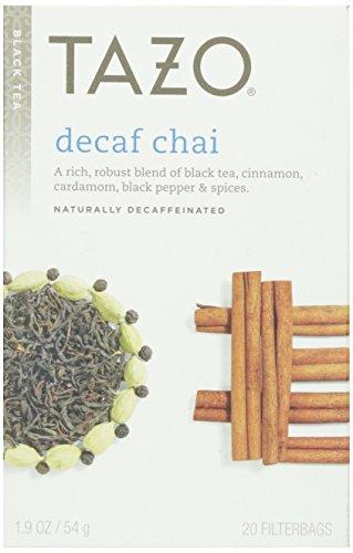 Tazo Tea Chai Decaf Tea Tea Bags 20 ct