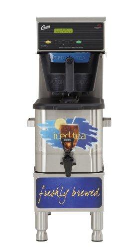 Wilbur Curtis G3 Tea Brewer 30 Gallon Low Profile Tea Brewer With Tco308 Tea Dispenser - Commercial Tea Brewer  - TBP Each