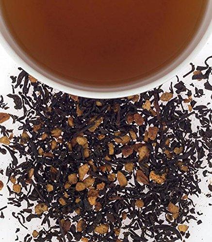 Harney Sons Hot Cinnamon Spice Tea Tin - Black Tea with Orange Sweet Clove - 267 Ounces 30 Sachets
