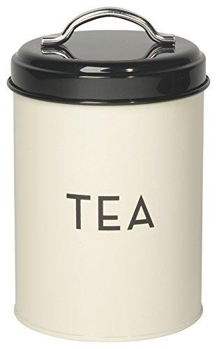 Now Designs Tea Tin Ivory