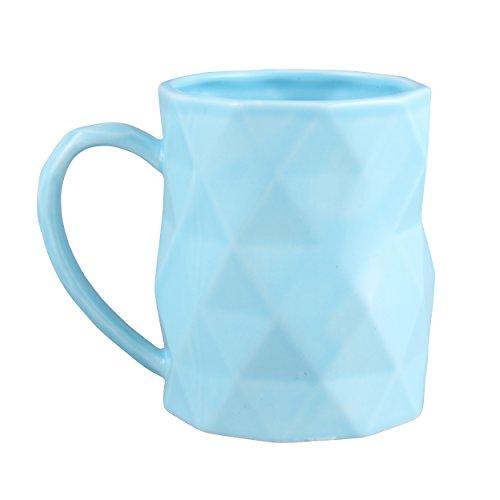 Neolith Ceramic Coffee Mug Premium Tea Cup BPA-Free 10 oz Travel Mug Irregular Surface Matte Cup Novelty Cute Gifts Mug for Christmas