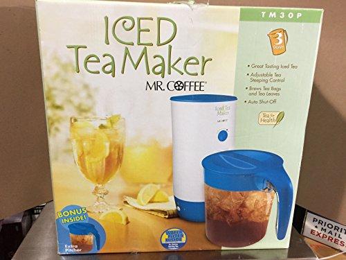 Mr Coffee Ice Tea Maker 3 Quart Model TM30