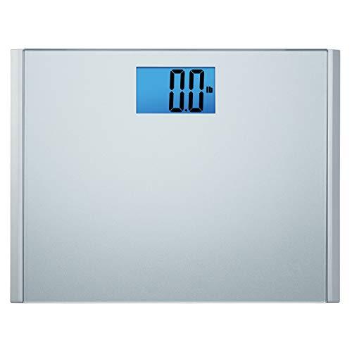 EatSmart Precision Plus Digital Bathroom Scale with Ultra-Wide Platform 440 Pound Capacity