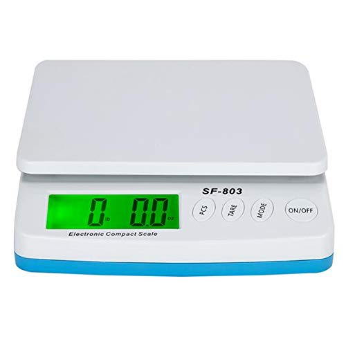 Man-sun SF-803 30KG1G High Precision LCD Digital Postal Shipping Scale with Adapter