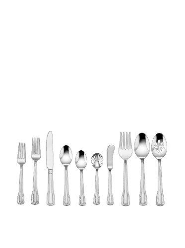 Cuisinart CFA-01-MA45 Macey Advantage Flatware Set 45 Piece Stainless Steel