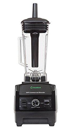 Cleanblend: 3hp 1800-watt Commercial Blender