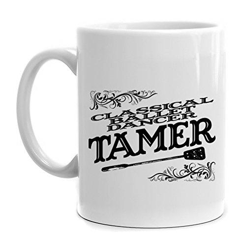 Eddany Classical Ballet Dancer tamer Mug