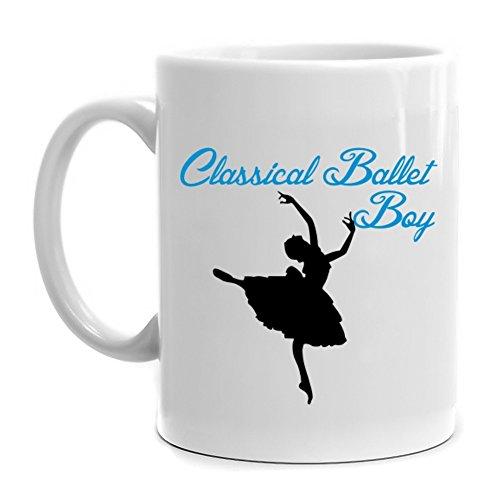 Eddany Classical Ballet boy Mug