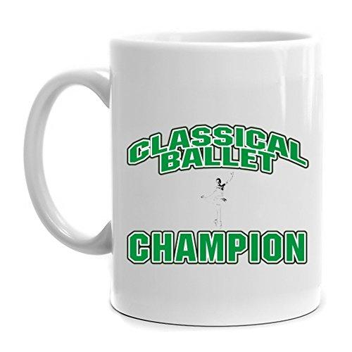Eddany Classical Ballet champion Mug