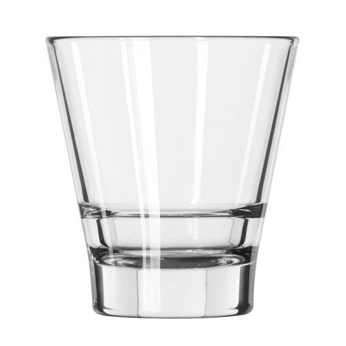 Libbey Glassware 15710 Endeavor Rocks Duratuff Glass 9 oz Pack of 12