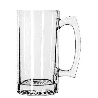 Libbey Glassware 5272 Sport Mug 25 oz Pack of 12