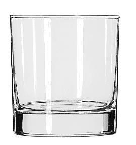 Libbey Glassware 916CD - 8 oz Rocks Heavy Base Glass