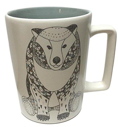 2017 Holiday Collection Ceramic Mug 12oz- BEAR