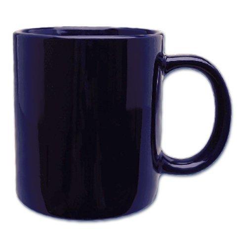 4 Pack - 19 Ounce Big Daddy Cobalt Blue - Jumbo Ceramic Mug