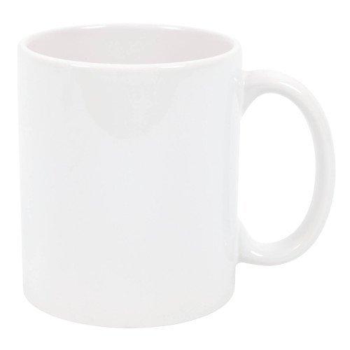 PhotoUSA 36-Piece ORCA Coated Ceramic Mug 11 Oz Blank