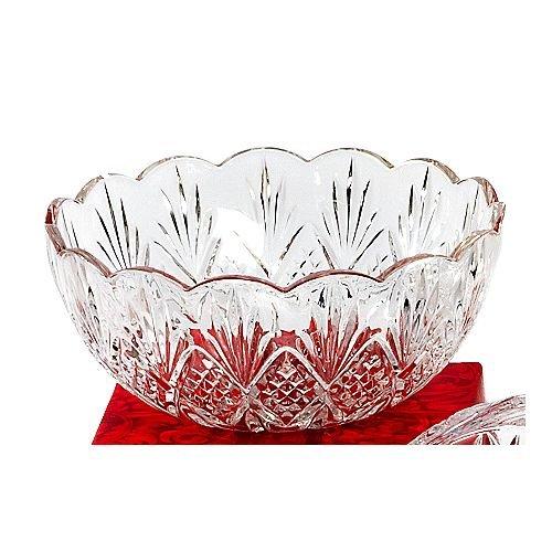 Godinger Crystal Dublin Serving Bowl
