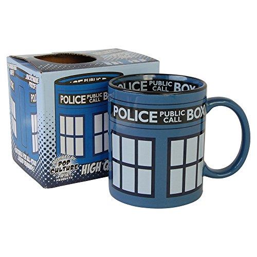 Doctor Who Tardis Mug - Dr Who cup