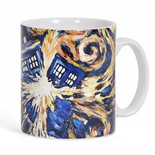 Gb Eye doctor Who Exploding Tardis Mug Various