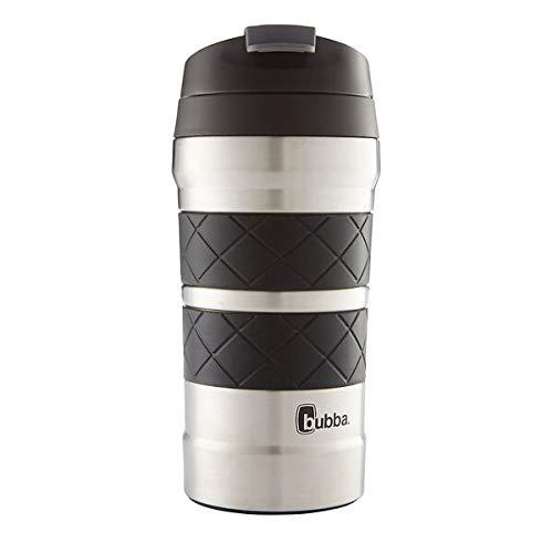 Bubba HERO Elite Vacuum-Insulated Stainless Steel Travel Mug with TasteGuard 12 oz Sliver