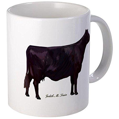 CafePress - Angus Beef Cow Mug - Unique Coffee Mug Coffee Cup