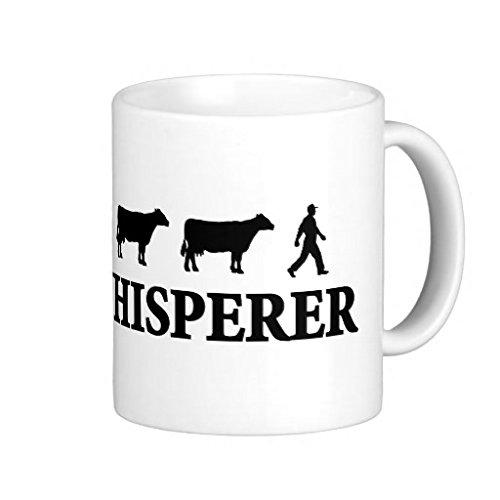 Redbeans Cow Whisperer Coffee Mug