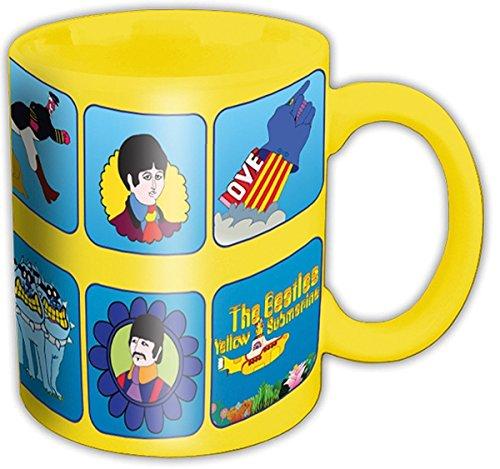 The Beatles Boxed Mug Yellow Submarine Characters
