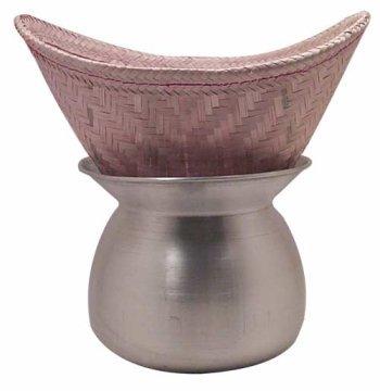 Thai Sticky Rice Steamer (basket Only)
