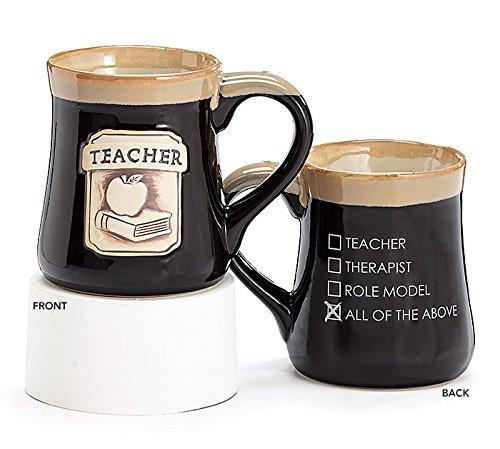 Teacher Therapist Role Model Porcelain Coffee Mug