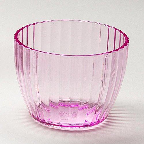 Carnation BA-APKTU18 Rib-Textured Tumbler Pink