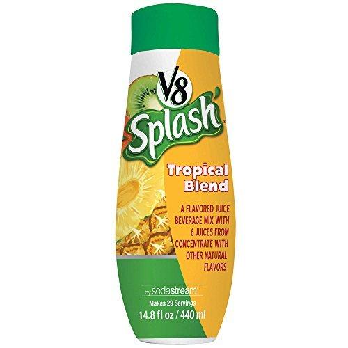 SodaStream V8 Splash Sparkling Drink Mix - Tropical Blend