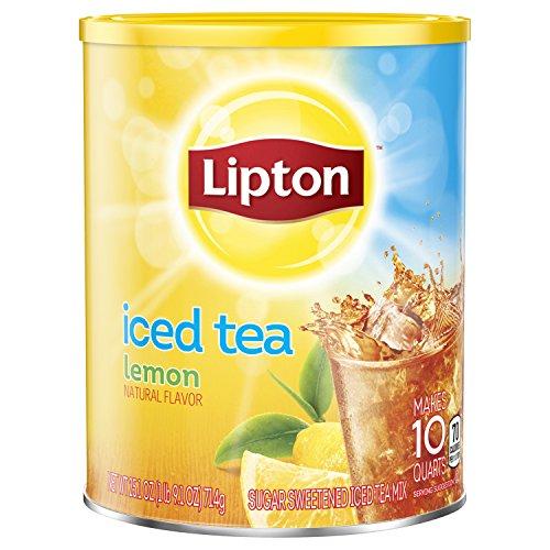 Lipton Black Iced Tea Mix 251 Ounce