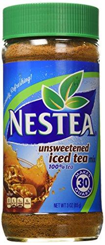 Nestea UnSweetened 30 Quart Iced Tea Mix Jar