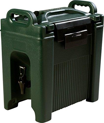 Carlisle XT250008 Cateraide Insulated Beverage Server Dispenser 25 Gallon Forest Green