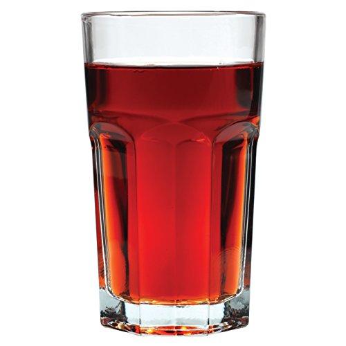 Anchor Hocking 12-Pack Laurel Juice Glass Beverage Set 6-Ounce
