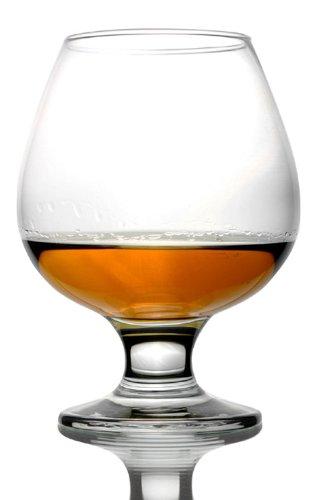 Style Setter Abigail Brandy Glasses 1325 Ounce Glass Set of 4
