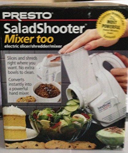 Presto Salad Shooter/mixer/slicer