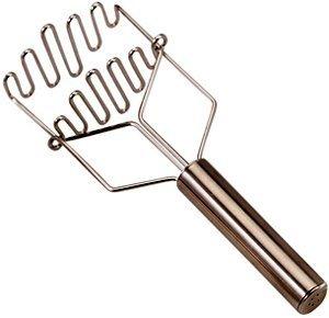 Danesco 41554 Stainless Steel Potato Masher