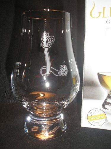 GLENCAIRN CELTIC L MONOGRAMMED WHISKY TASTING GLASS