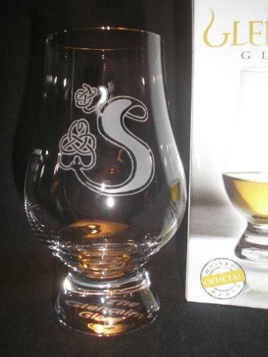 GLENCAIRN CELTIC S MONOGRAMMED WHISKY TASTING GLASS