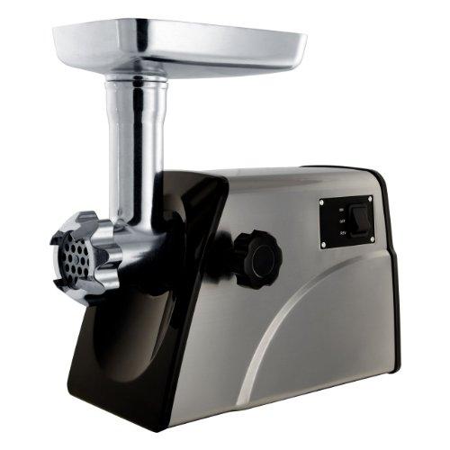 Sunmile Sm-g33 Etl Stainless Steel Meat Grinder Max 1hp 800w Reverse/circuit Breaker Function 4pcs Stainless Steel