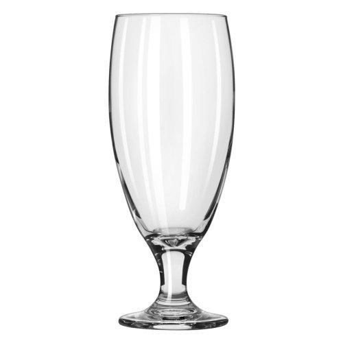 Libbey 3804 Embassy 16 Ounce Pilsner Glass - 24  CS