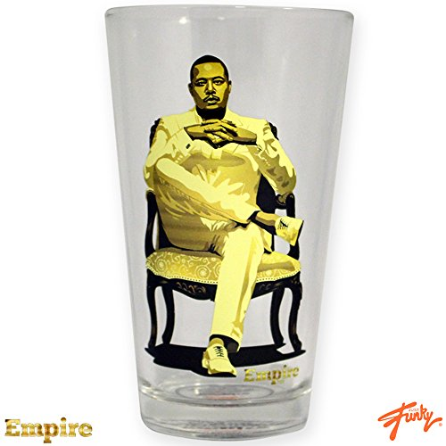 16oz OFFICIAL Empire Lucious Lyon Pint Glass GIFT