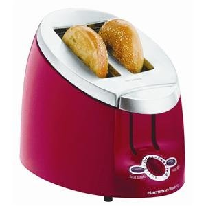 Hamilton Beach Ensemble 2 Slice Bagel Toaster